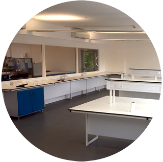 laboratory installation