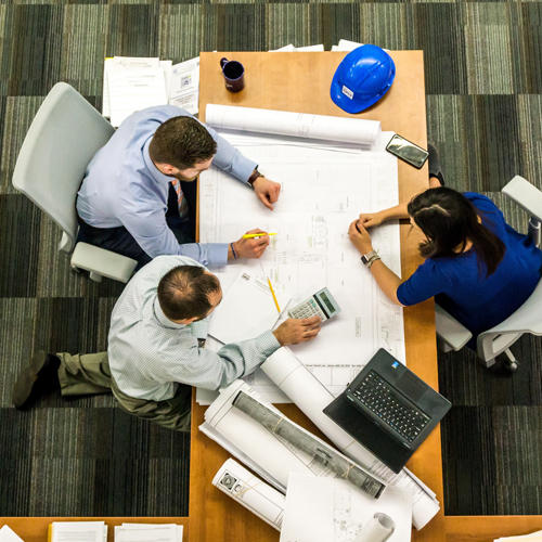 office design planning uk