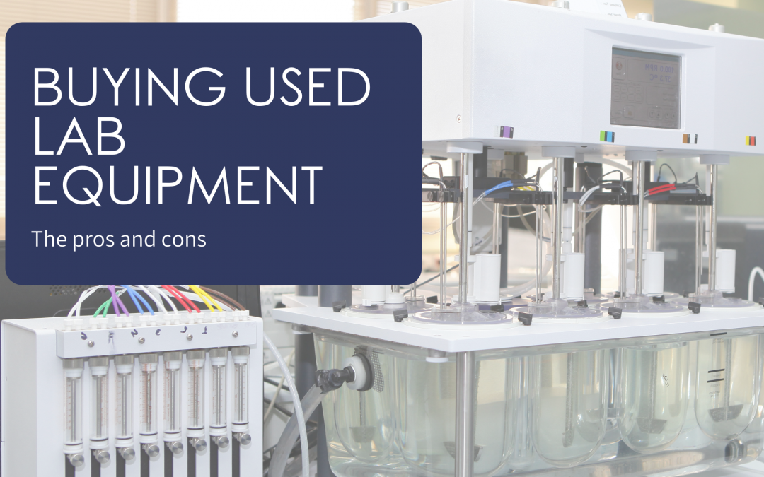 Buying Used Lab Equipment